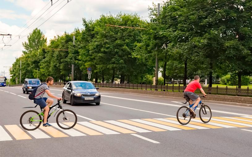 ГИБДД назвала самое распространенное нарушение ПДД велосипедистами