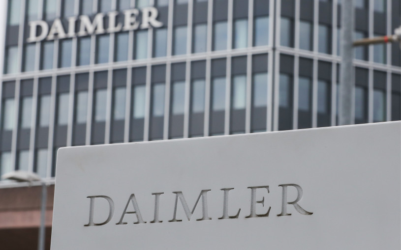 Daimler и Geely создадут мотор, который появится на Mercedes и Volvo