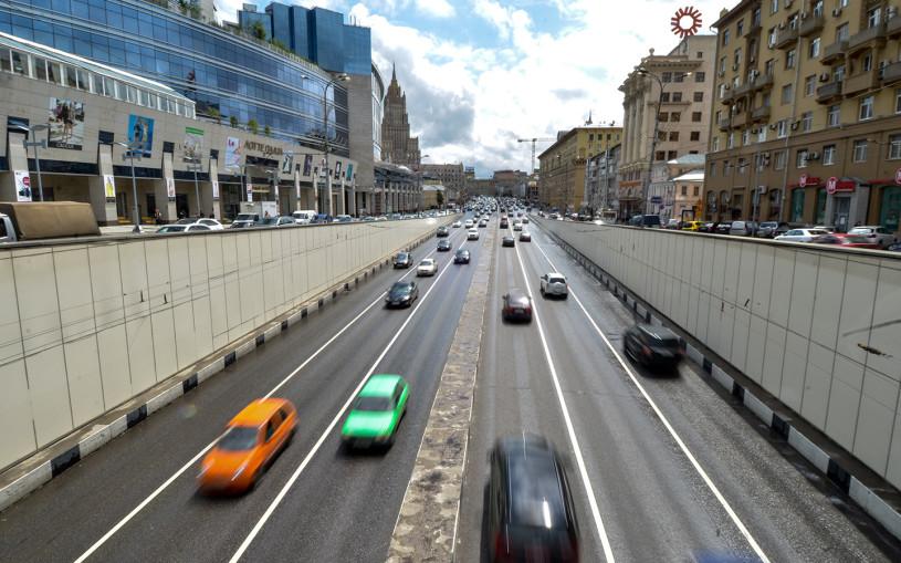 В 2020 году водителям выписали 40 млн штрафов за превышение скорости