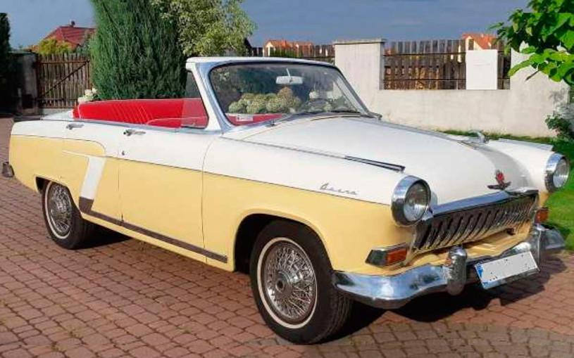 В Германии нашли кабриолет «Волга» маршала СССР