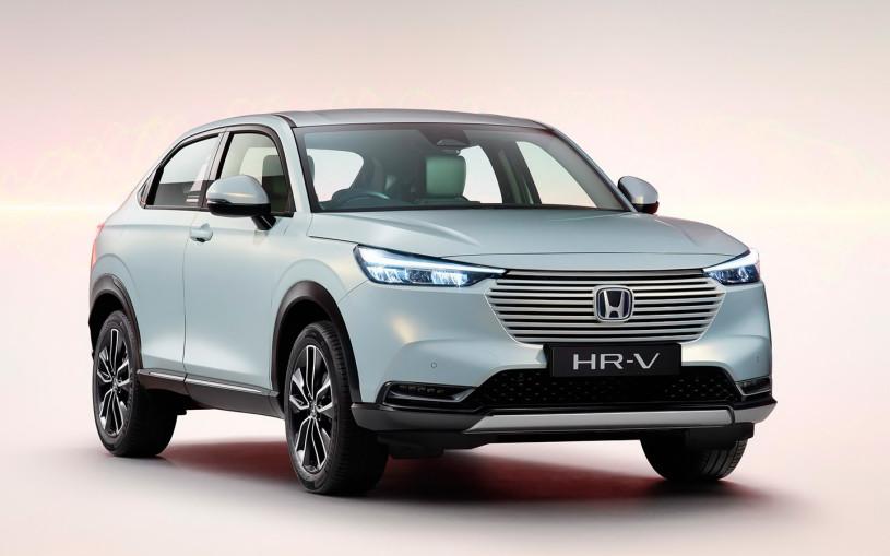 Honda рассказала о новом кроссовере HR-V