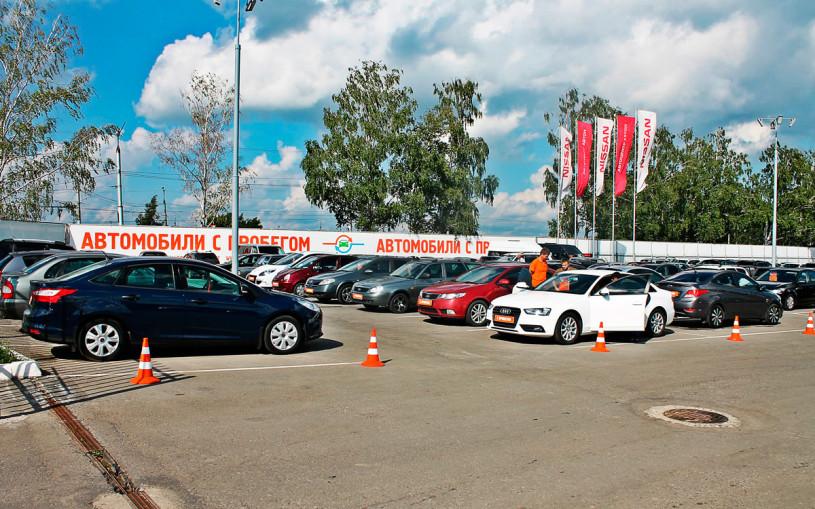 Названы самые популярные автомобили у перекупщиков