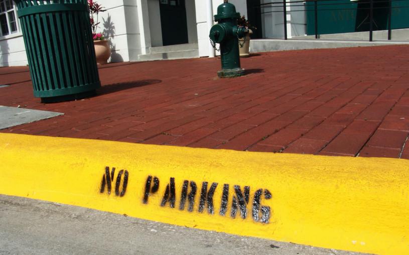 В США будут платить тем, кто сдает полиции нарушителей правил парковки