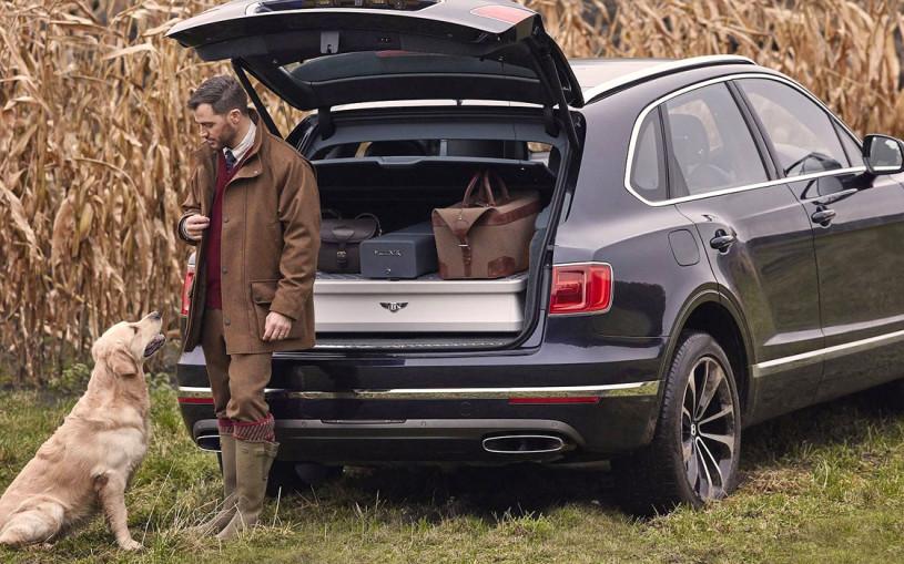 Bentley Bentayga получила специальную версию для охотников