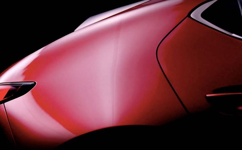 Новую Mazda3 впервые показали на видео