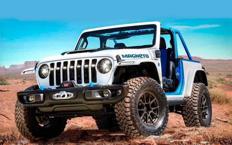 Jeep представил четыре внедорожника для «Пасхального сафари»