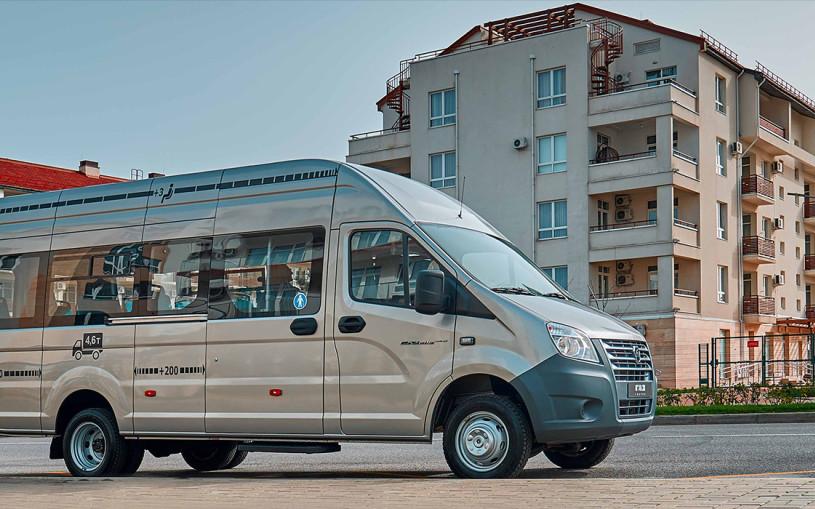 ГАЗ начал производство сверхдлинных версий «ГАЗель NEXT»