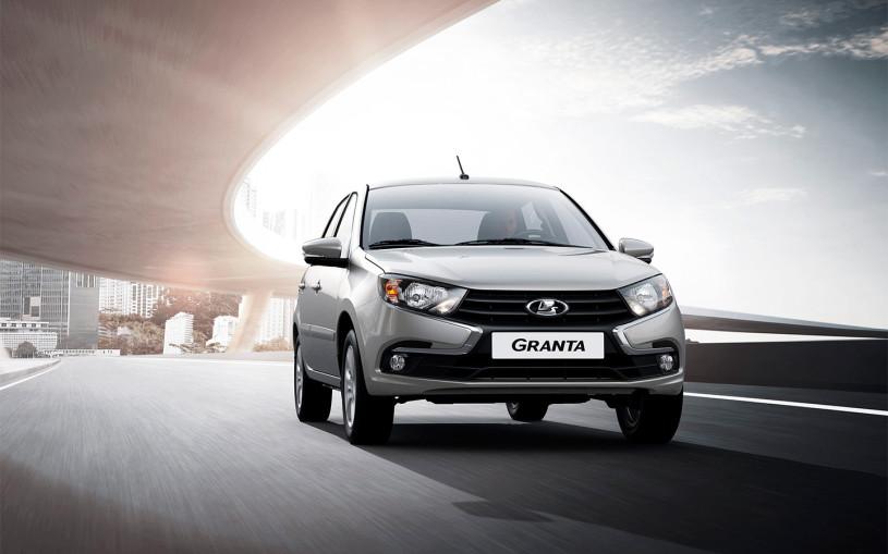 АвтоВАЗ начал выпуск Lada Granta с новым мотором
