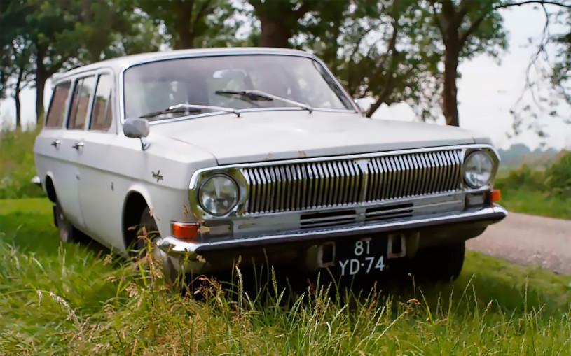 В Нидерландах нашли очень редкий универсал «Волга» с дизельным мотором