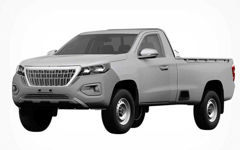 Peugeot запатентовал в России пикап Landtrek