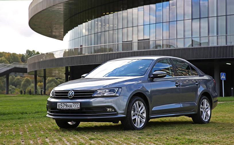 Volkswagen завершил выпуск седана Jetta в России