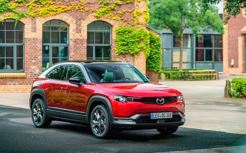 Mazda выпустит 13 моделей электромобилей и гибридов к 2025 году