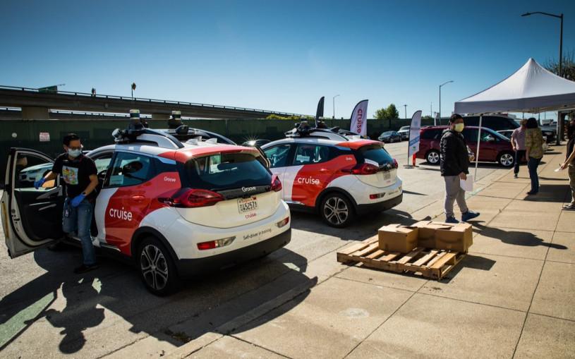 В Сан-Франциско разрешили тестировать такси-беспилотники без водителя