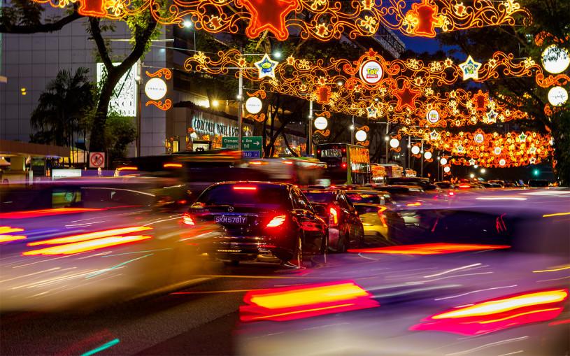 Власти Сингапура запретят машины с ДВС к 2025 году