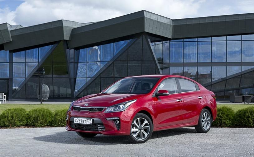 Kia начала российские продажи обновленных Rio и Sorento Prime