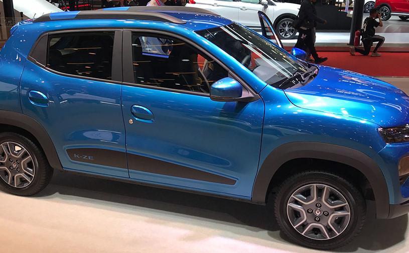 Renault запустил в серию доступный электрический кроссовер