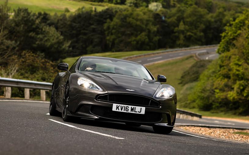 Машина для девушки Бонда. Чем живет Aston Martin
