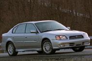Компания Subaru обновляет седан Legacy