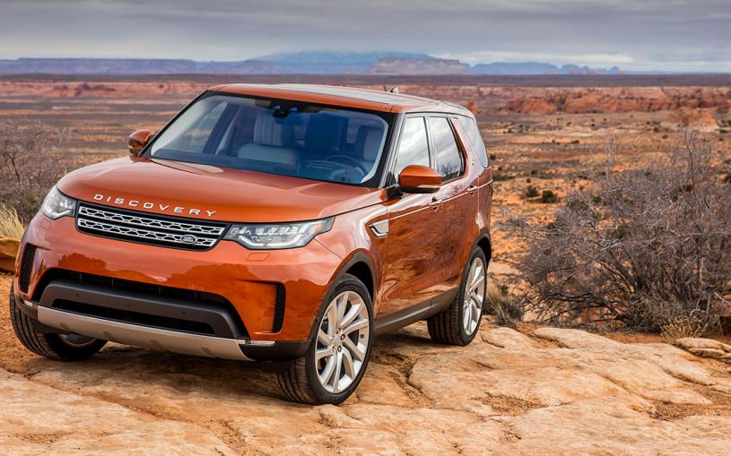 Открытие Америки. Тест-драйв Land Rover Discovery