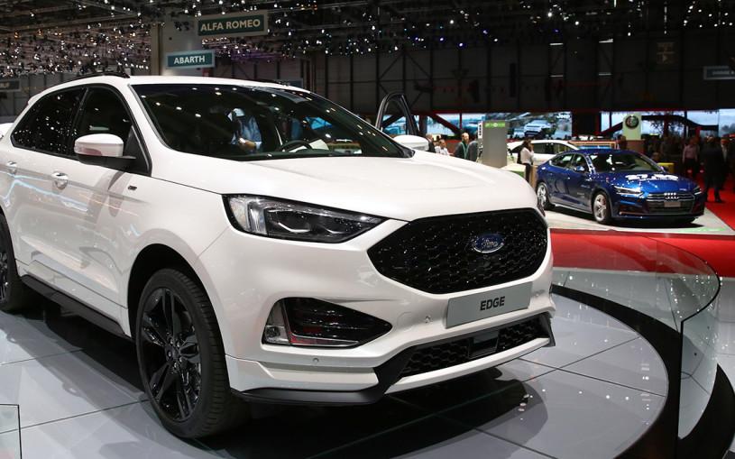 Самый технологичный: несколько фактов об обновленном Ford Edge