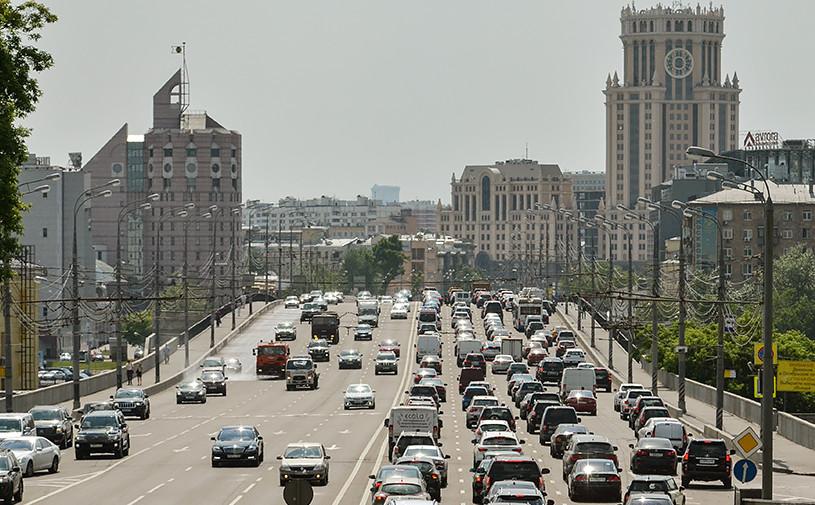 Минтранс может внести изменения в законопроект о платном въезде в города
