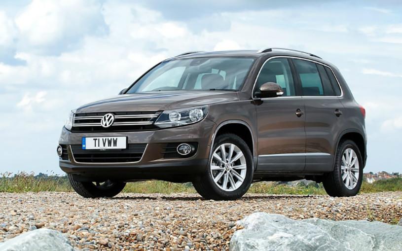 В России отправят на сервис новые Volkswagen Tiguan и Skoda Kodiaq