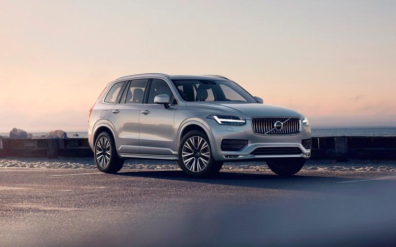 Volvo объявила об отзыве трех моделей в России