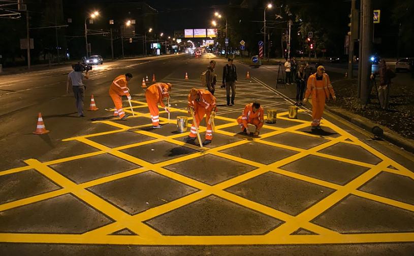Новый тип разметки появится в правилах дорожного движения