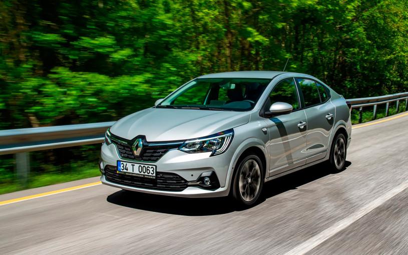 Renault представил преемника Logan. Фото