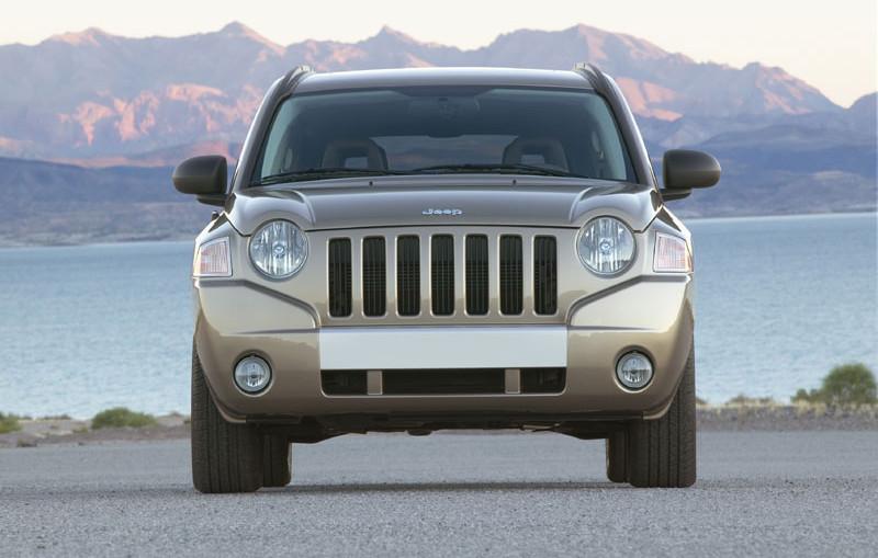 Новый Jeep Compass подвергся критике в США