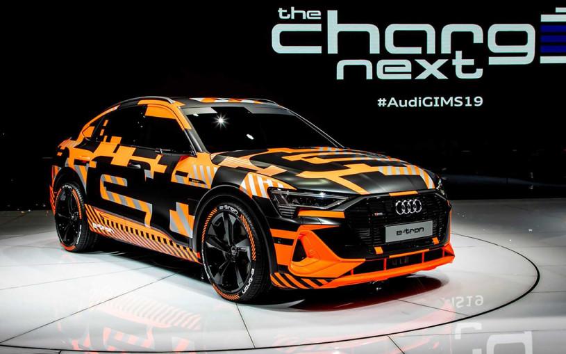 Audi анонсировала премьеру нового компактного электрокроссовера
