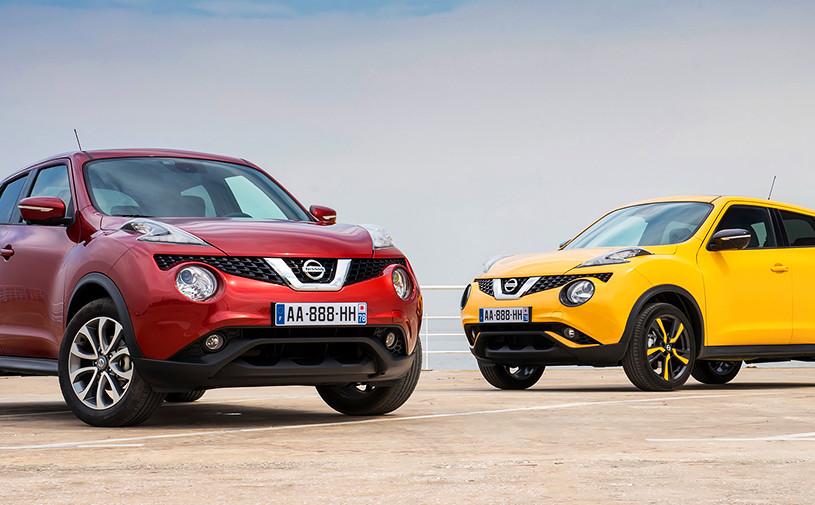Nissan Juke может вернуться в Россию