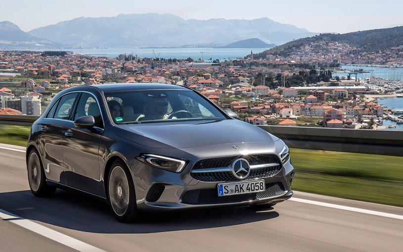 «Привет, Mercedes!» Тест-драйв нового A-Сlass