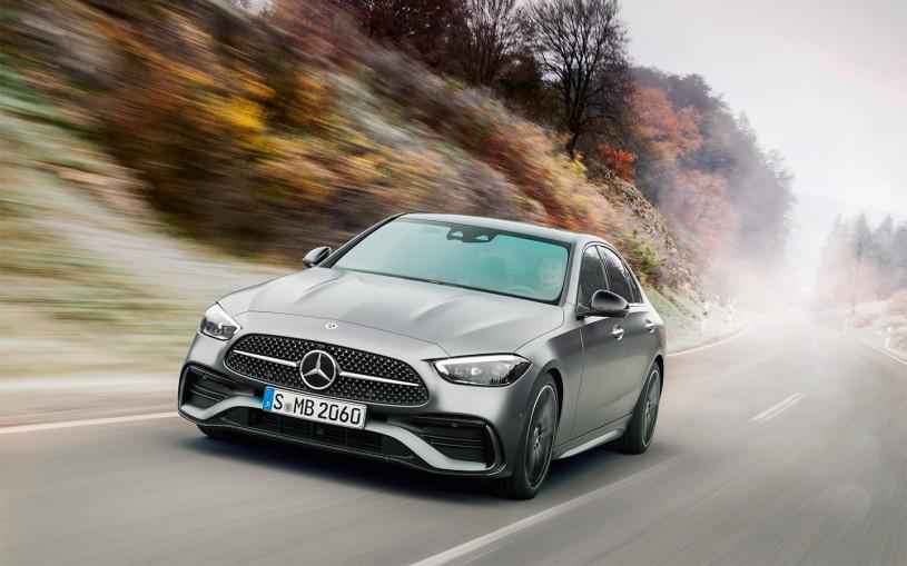 Mercedes назвал российскую стоимость нового C-Class