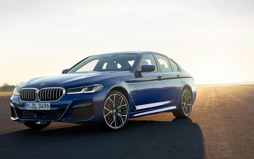 Обновленная BMW 5-Series: технологии, сроки и цены