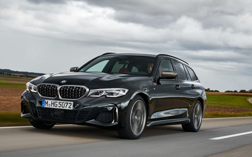 У «трешки» BMW появилась версия с 340-сильным дизелем