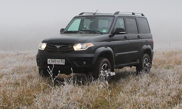 Patriot, Duster и еще 7 доступных автомобилей для зимы