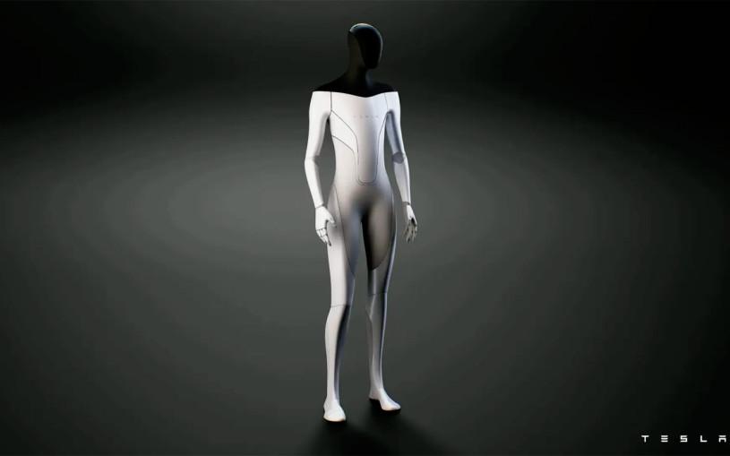 Маск анонсировал разработку робота-гуманоида Tesla Bot