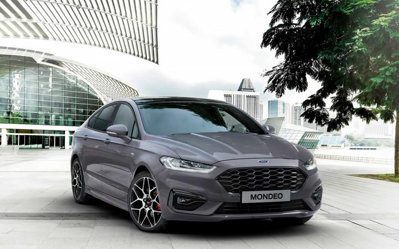 Ford снимет с конвейера Mondeo после почти 30 лет производства