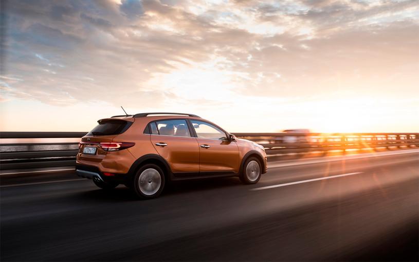 Kia получила право производить и продавать в России новый Rio X-Line