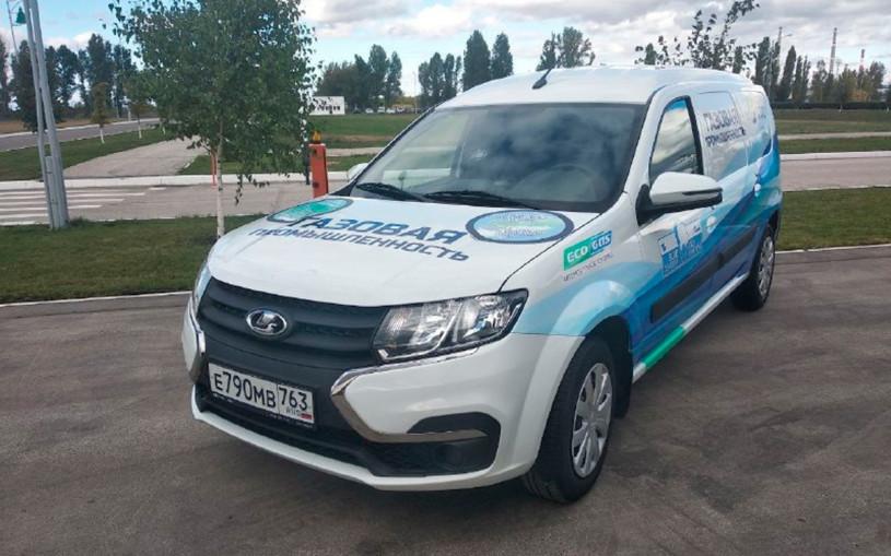 Обновленный Lada Largus получит версию на газу в 2022 году