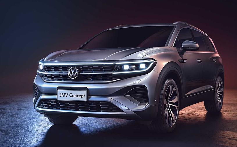 Volkswagen начал выпуск самого большого кроссовера