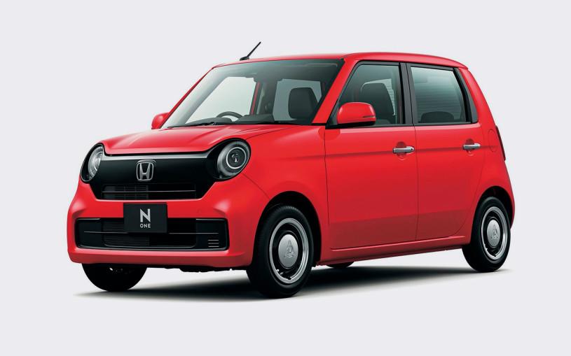 Honda рассекретила кей-кар N-One второго поколения