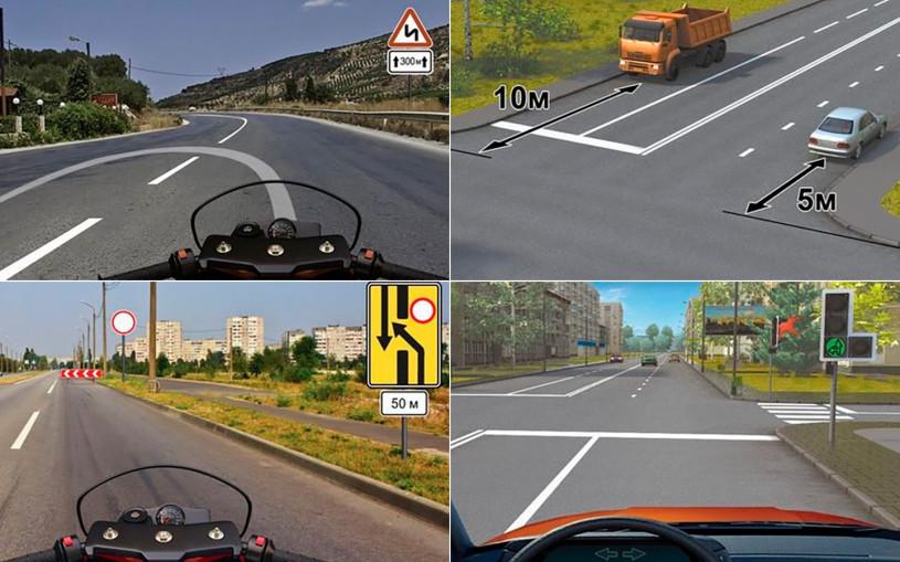 5 сложных вопросов из ПДД. Даже опытные водители ошибаются