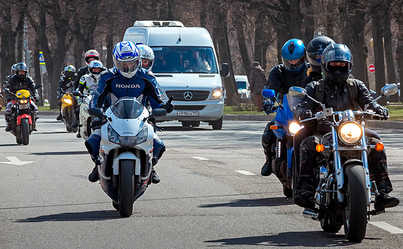 Власти Москвы попросили байкеров подождать с открытием мотосезона