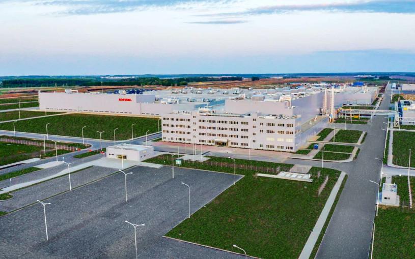 Китайский Haval начал строить новый завод в России