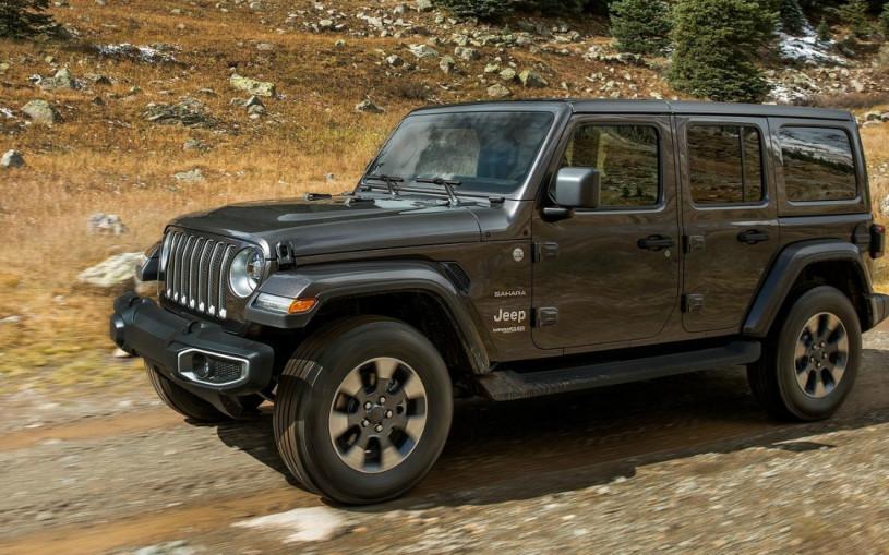Новый Jeep Wrangler получит дизель до конца 2019 года