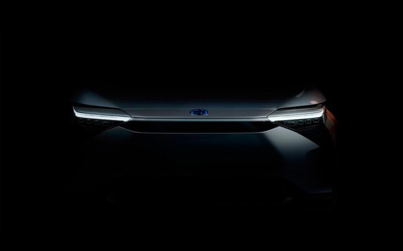 Совместный внедорожник Toyota и Subaru показали на видео