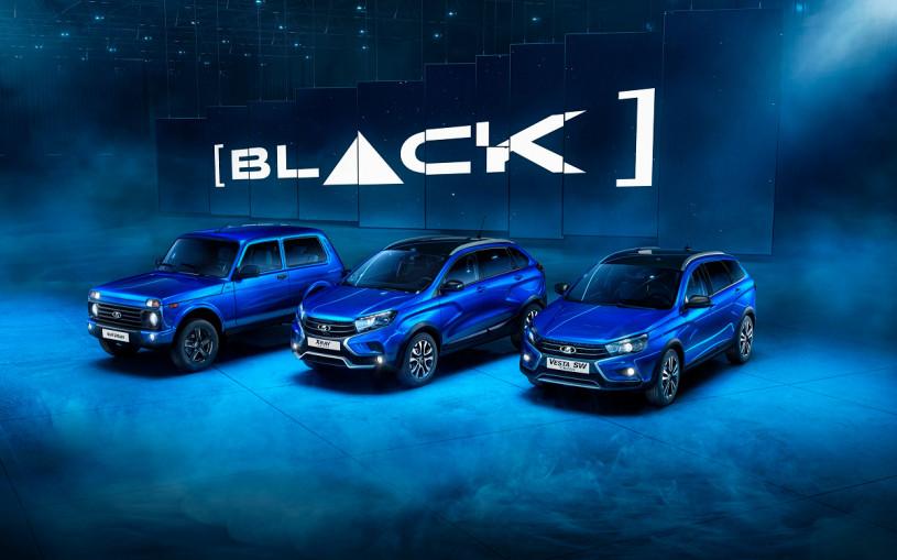 АвтоВАЗ начал продажи спецверсий Lada 4x4 и XRay Cross