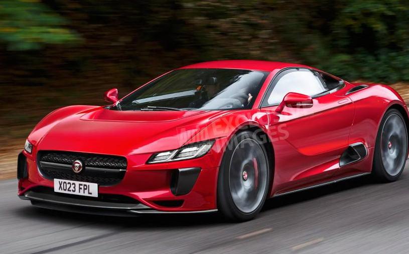 Jaguar выпустит преемника F-Type в 2022 году
